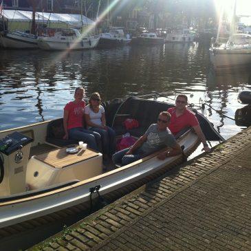 Weekend Varen Friesland