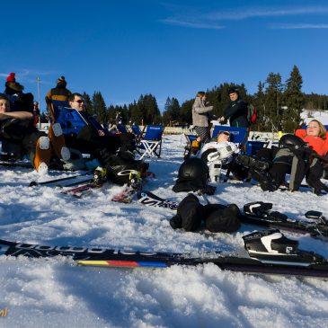 Wintersport januari