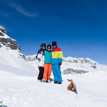 Wintersport Maart