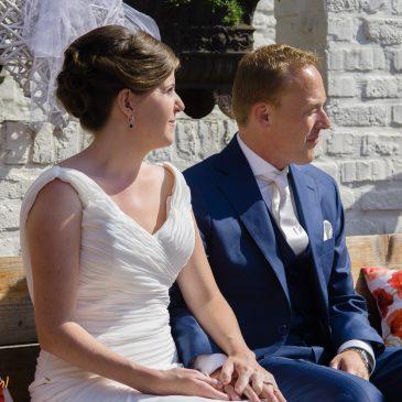 Bruiloft Jan Piet en Sandra
